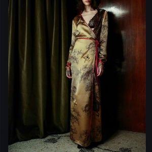 Attico Wrap Robe